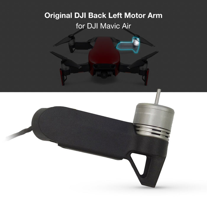DJI Back Left Rear Motor Arm for DJI Mavic Air Drone - DroneX - Discover the World of Drones