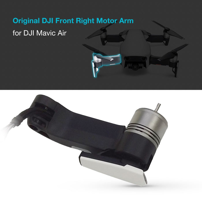 DJI Front Right Motor Arm DJI Mavic Air - DroneX - Discover the World of Drones