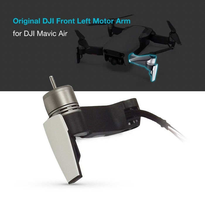 DJI Front Left Motor Arm for DJI Mavic Air - DroneX - Discover the World of Drones