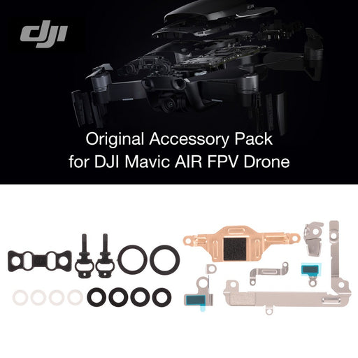 Accessory Pack for DJI Mavic AIR FPV Drone - DroneX - Discover the World of Drones