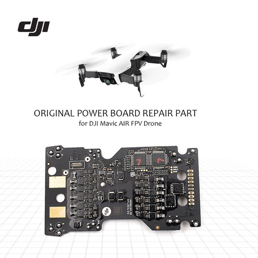 Original Power Board Repair Part for DJI Mavic AIR FPV Drone RC Quadcopter - DroneX - Discover the World of Drones