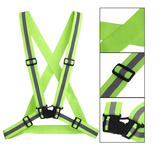 Breathable Safety Reflective Vest High Visibility Reflective Safety Jacket - DroneX - Discover the World of Drones