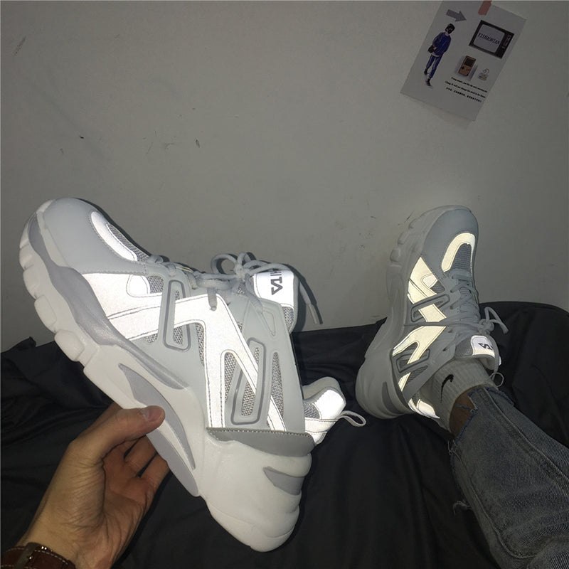 Unisex Reflective Daddy Shoes