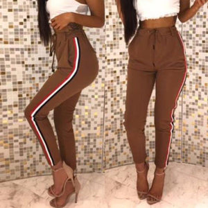 Side Striped Trouser