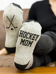 Hockey Mom Sticks Socks