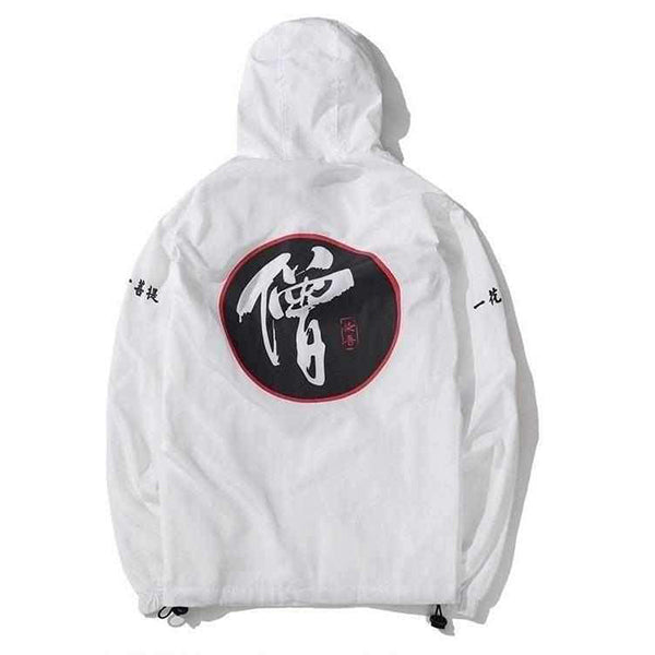 MONK WINDBREAKER