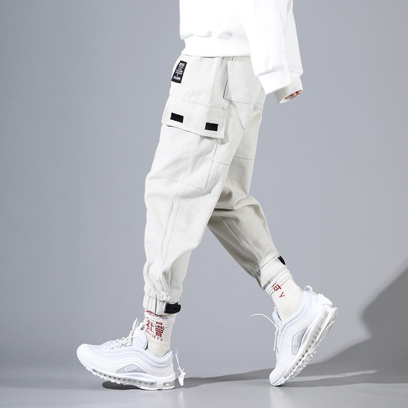 Winter Hip Hop Harem Pants
