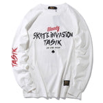 Hip Hop Long Sleeve Sweatshirt