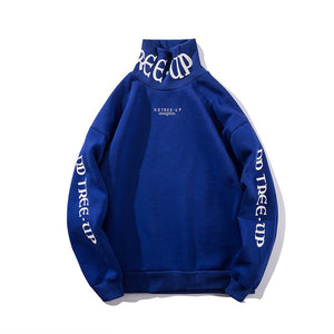 NDTREE-UP PULLOVER