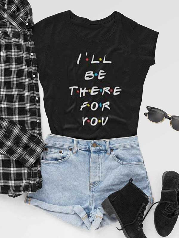 Be There T-shirt
