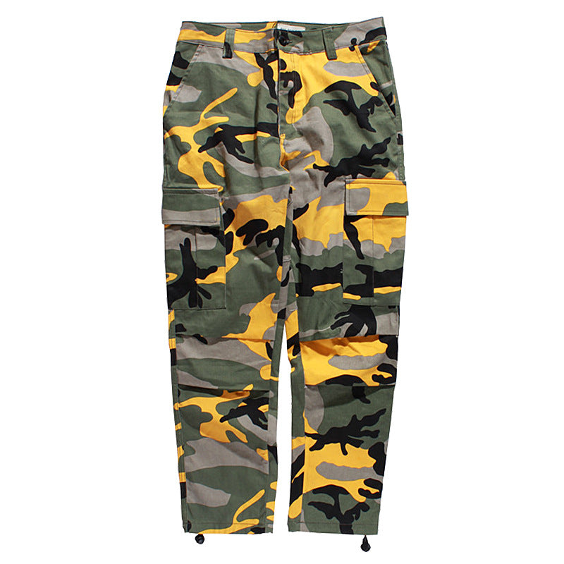 Camouflage Casual Pants(unisex)