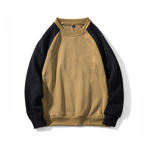 Crew Neck Fleece Sweatshirts(7 colors)
