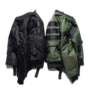 Harbor Pilots MA1 Jacket
