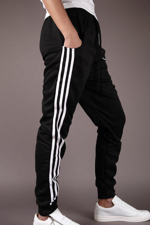 Striped Sweatpants