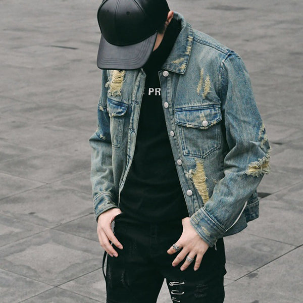 SANDSTORM DENIM JACKET