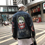 JOKER DENIM JACKET