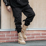 Hip Hop Casual Male Tatical Joggers