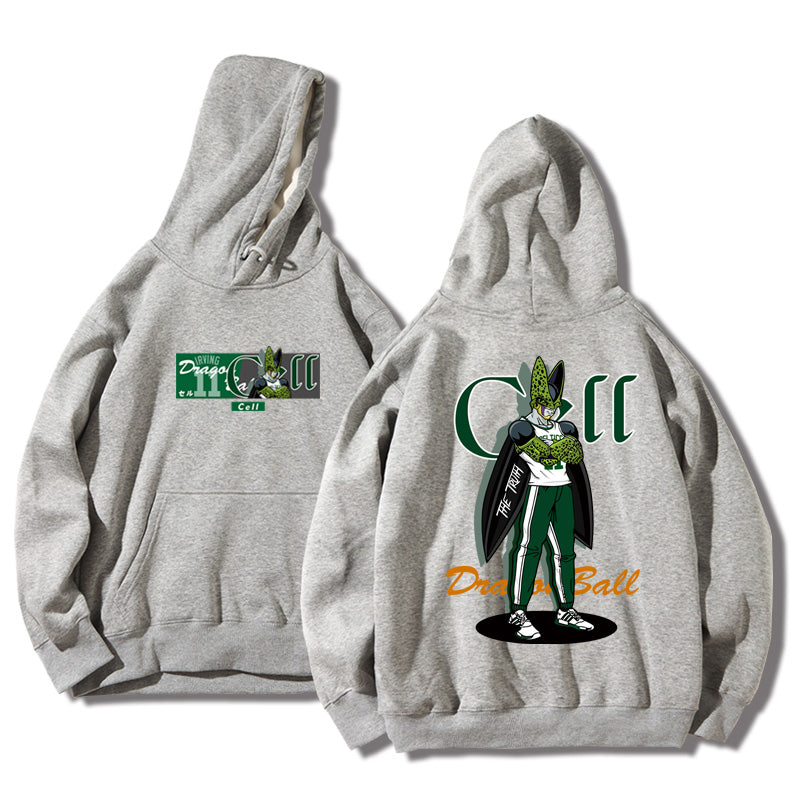 Dragon Ball Cell Hoodie(3 Colors)