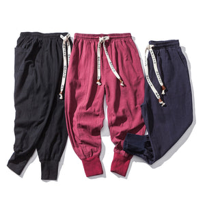 Men Ankle Banded Jogger