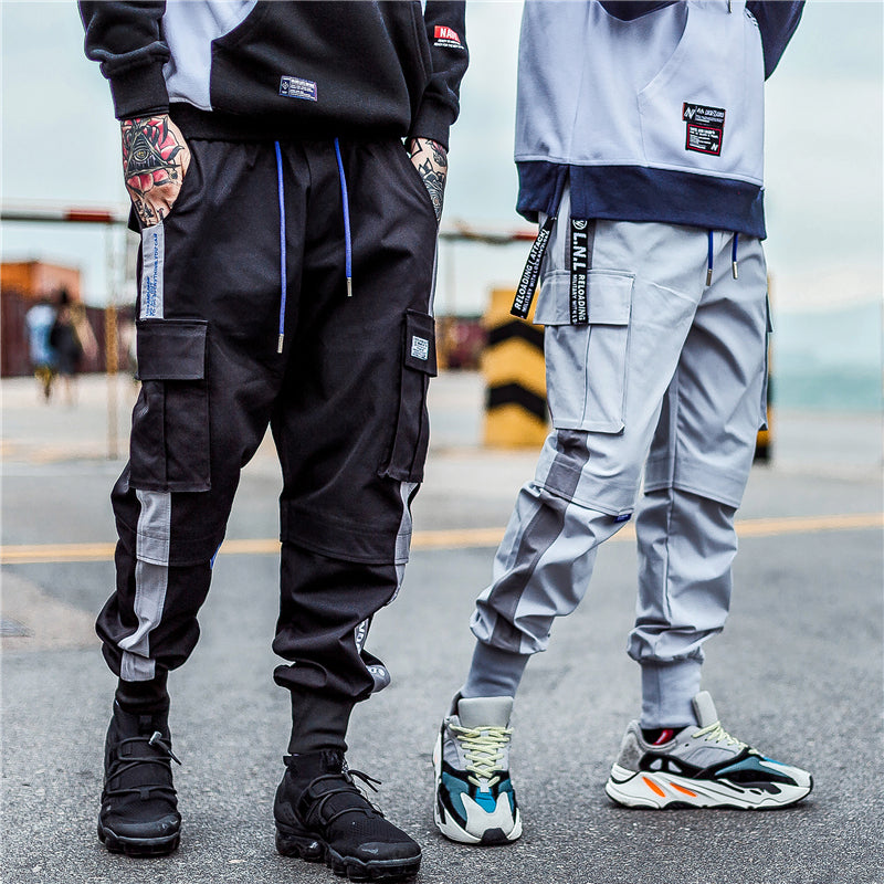 Fashion 2019 Pockets Harem Pants