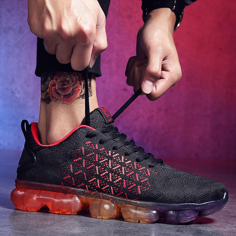 Shock-absorbing Cushion Running Shoes