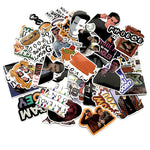 Friends Graffiti Stickers 66pcs