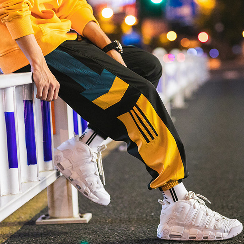 Korean Hip Hop Sweatpants