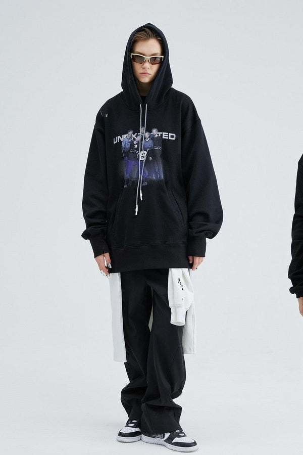 BLIND Unexpected Loose Hoodie