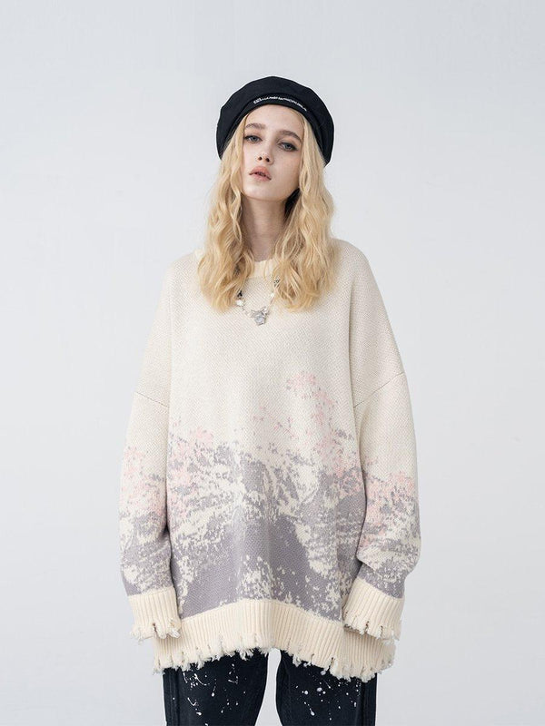 H/C Sakura Knit Sweater