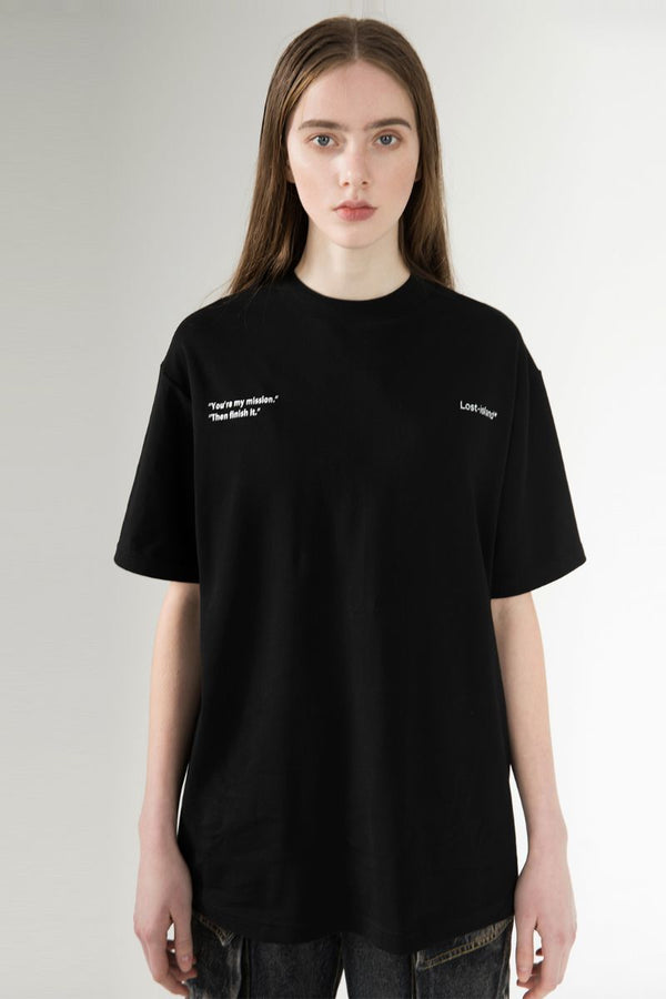 Unknown World Mission Logo Tee