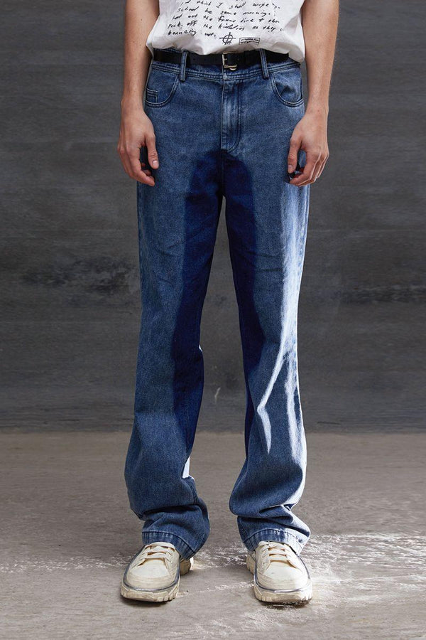 CZ Totally Normal Two-Tone Denim