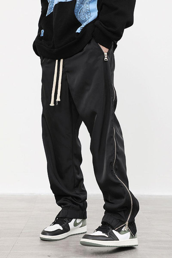 CZ Side Zipper Trousers