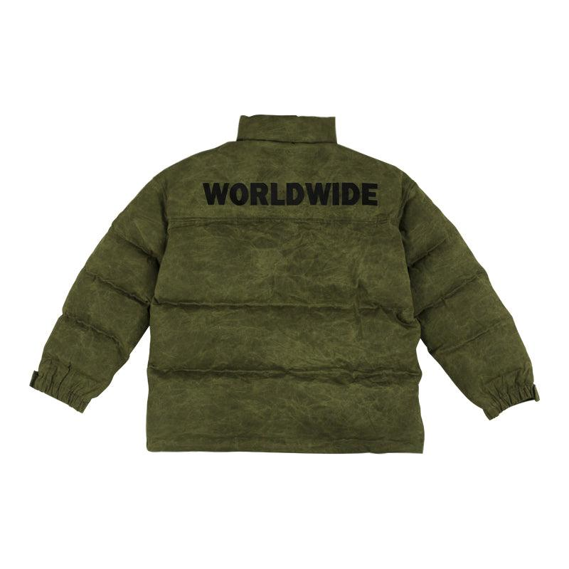 F&F Worldwide Washed Down Jacket