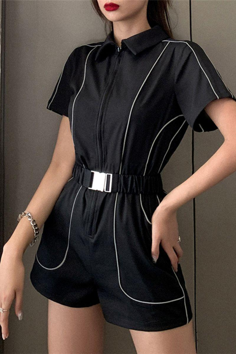CZ Belt Reflective Jumpsuit