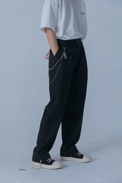 THINGY Straight Trousers