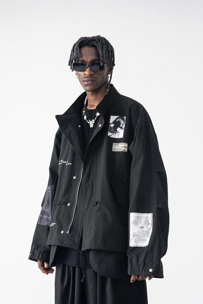 H/C Layout M51 Coat Jacket