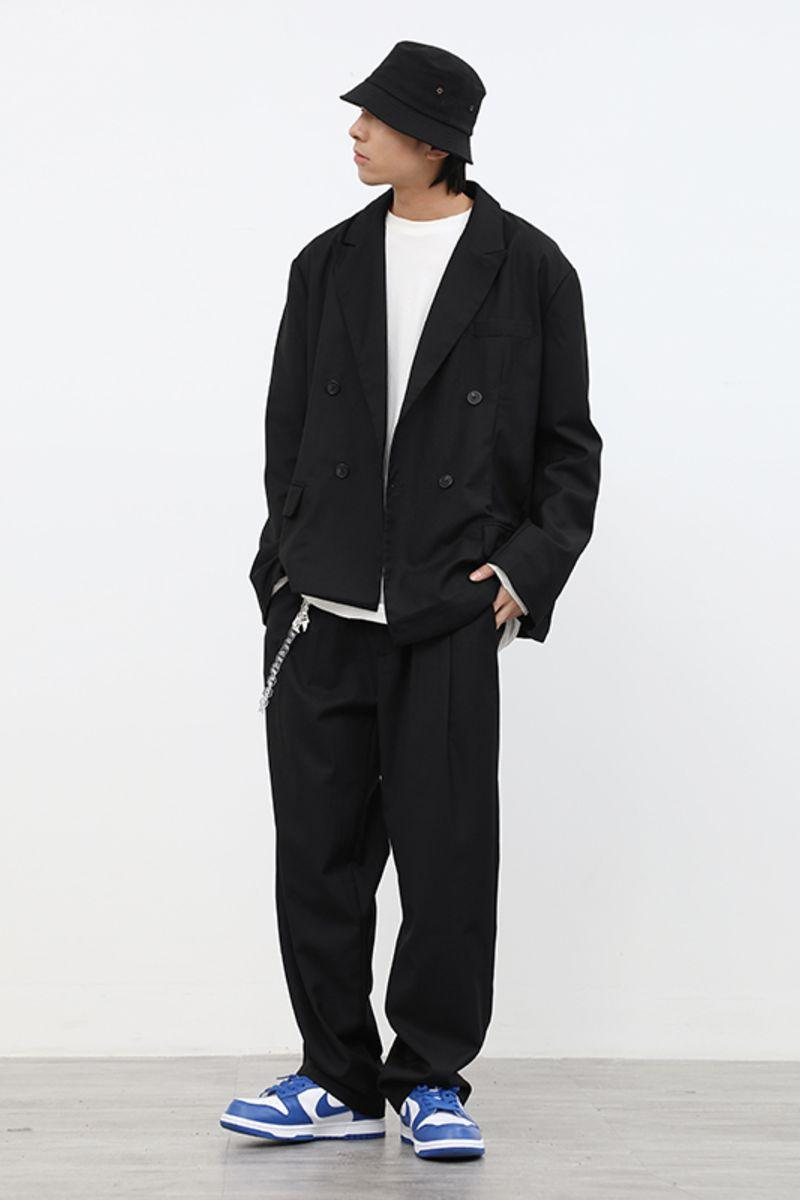 CZ Loose Straight Trousers