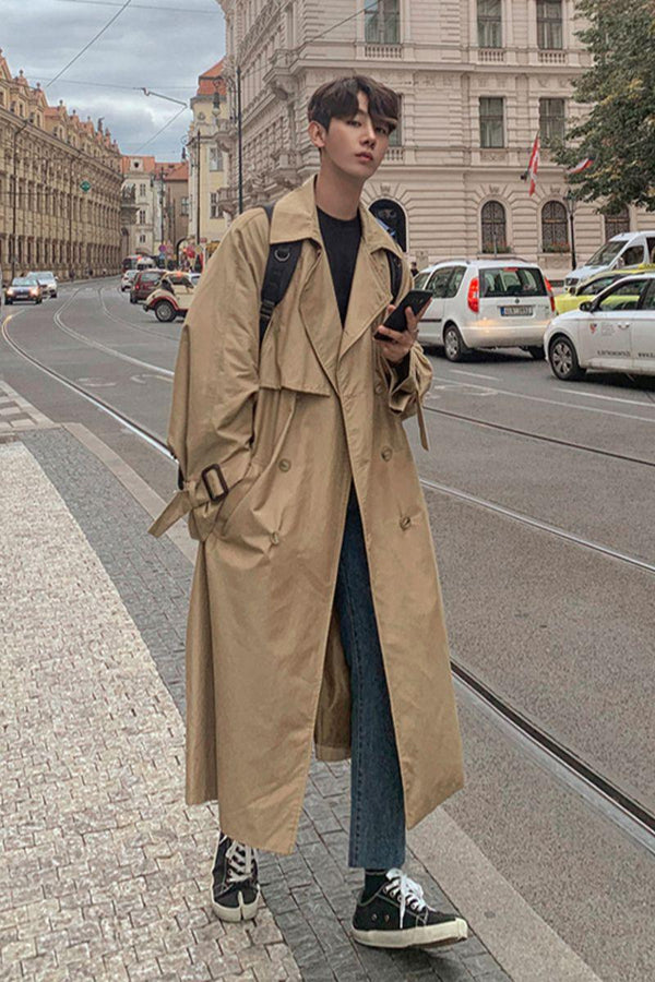 CZ Military Trench Coat