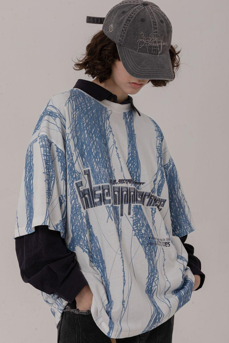 BLIND False Appearance Tee