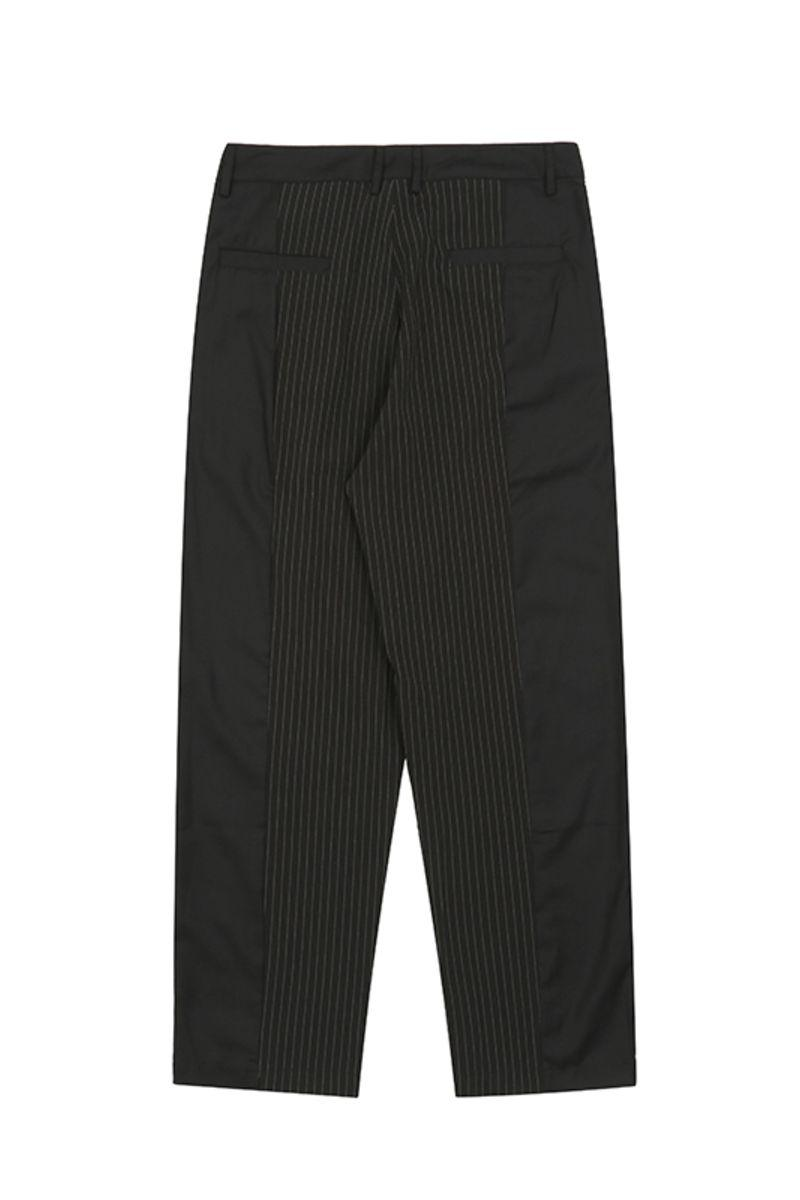CZ Retro Straight Loose Trousers