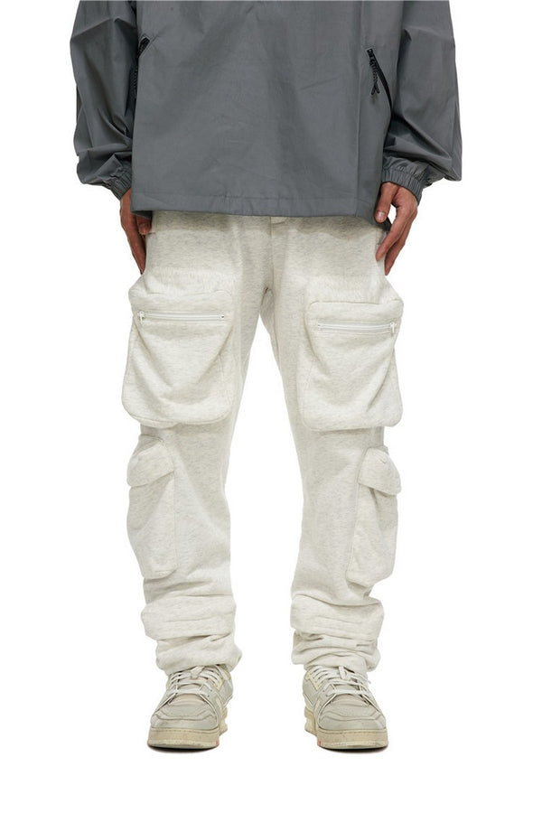 Old Order Multi Pocket Loose Sweatpants