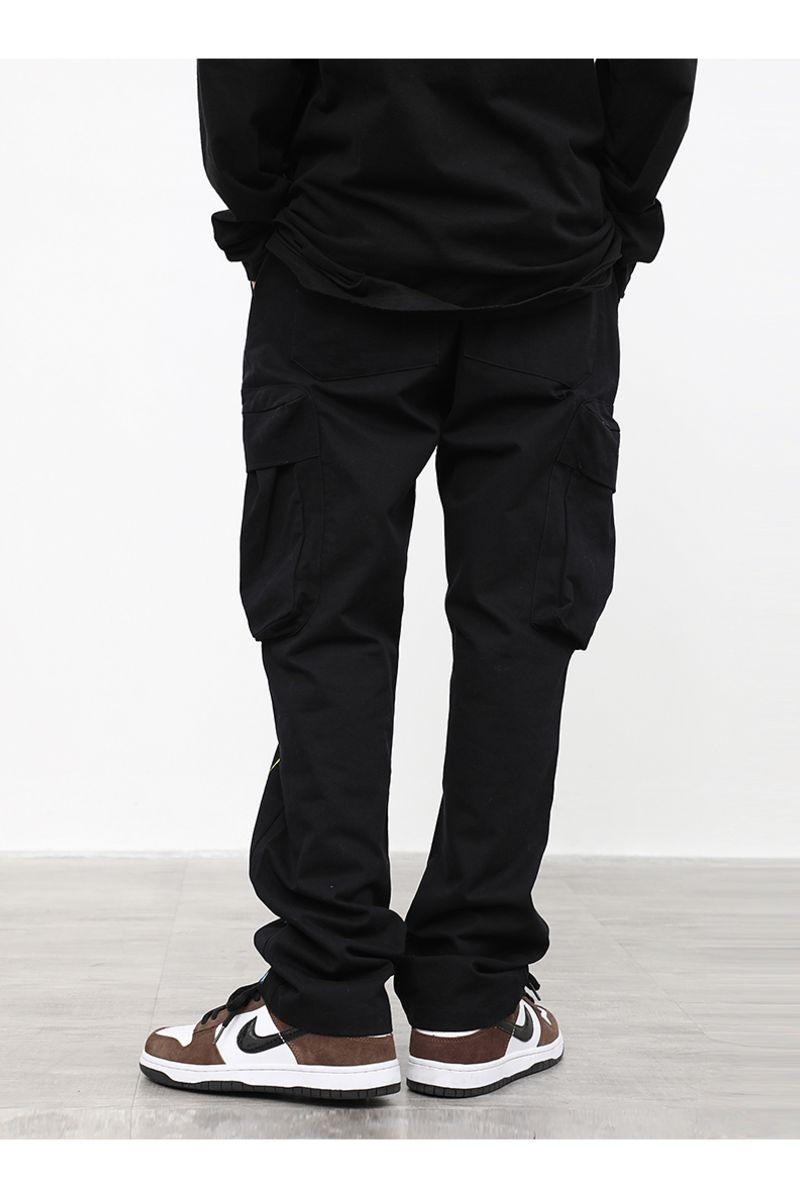 CZ Splash Ink Straight Trousers