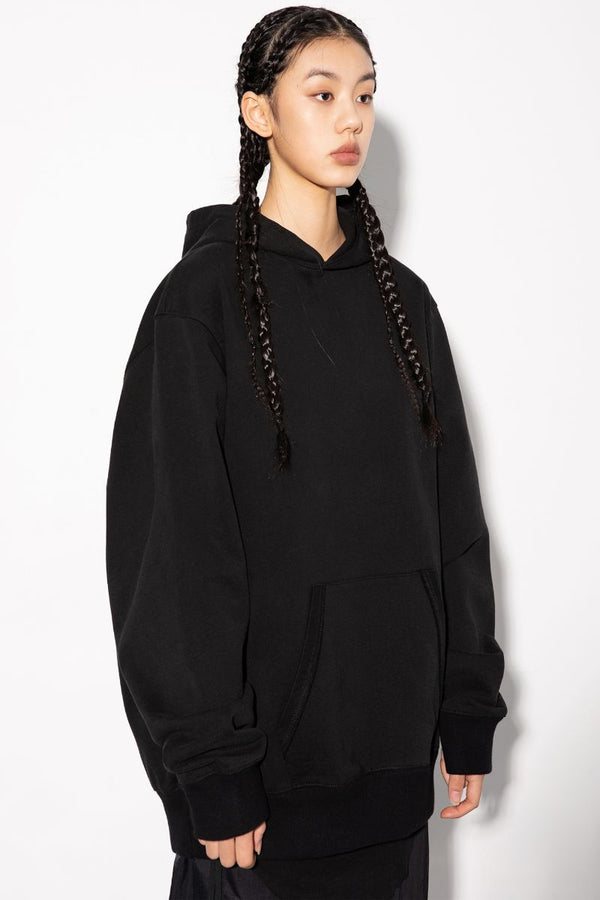 Unknown World Heavy Loose Hoodie
