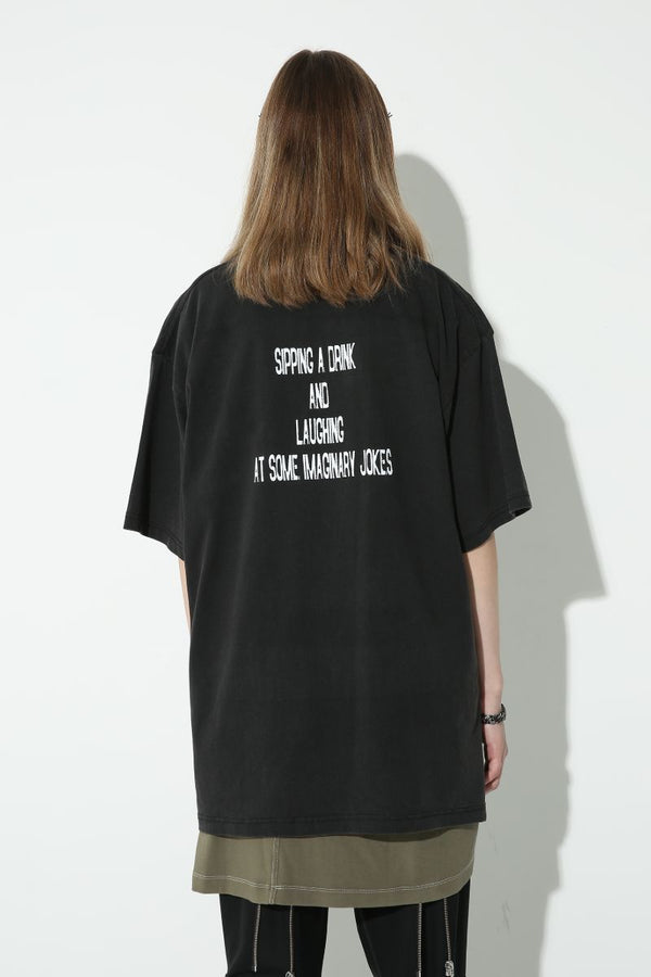 Unknown World Imaginary Jokes Tee