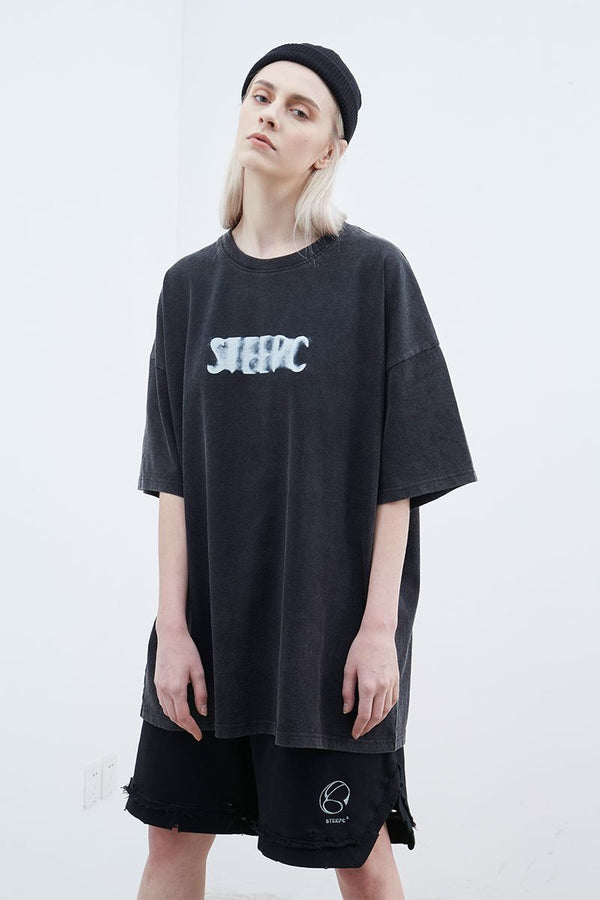 STEEPC Shallow World Logo Tee