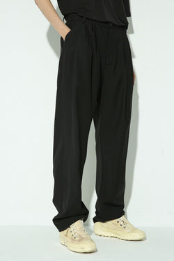 Unknown World Basic Straight Trousers
