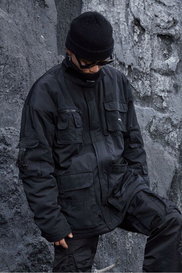 STEEPC Functional Down Jacket
