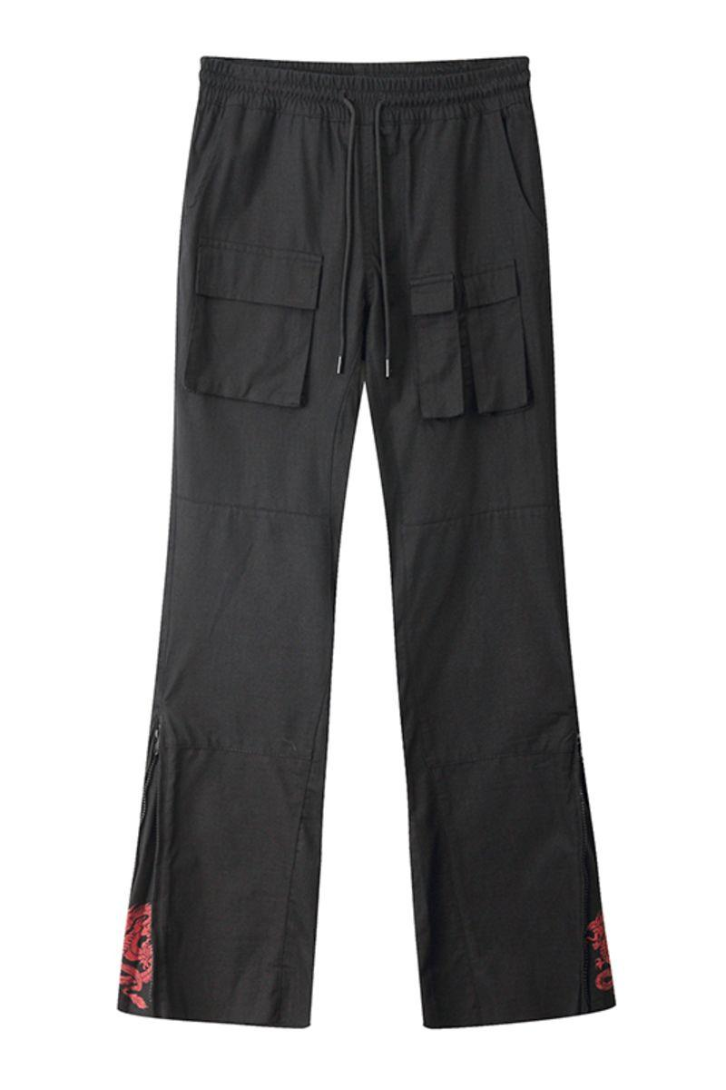 CZ Dragon Flared Trousers
