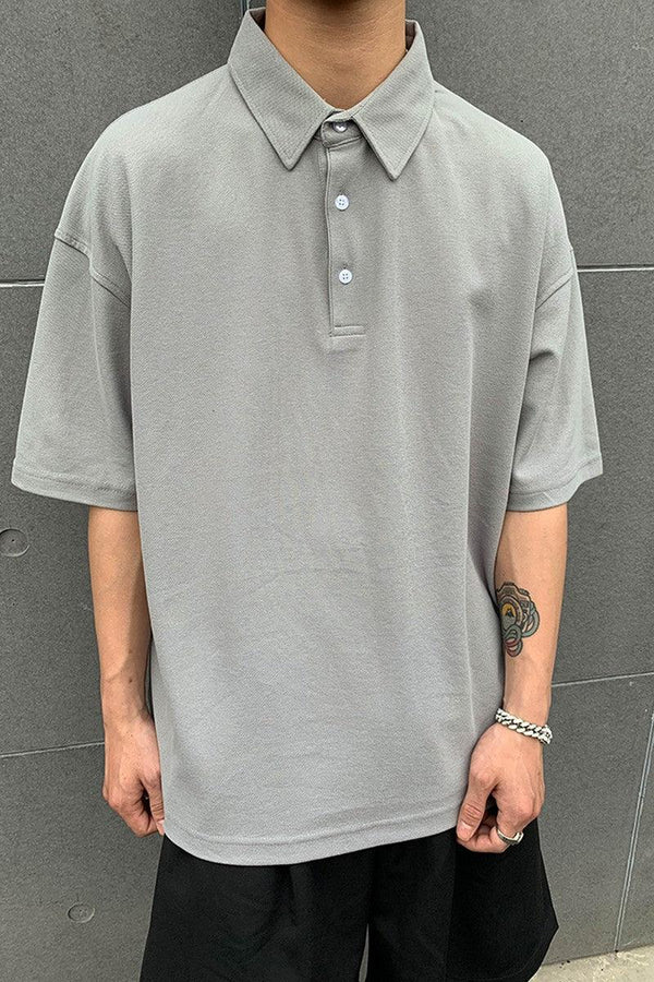 CZ Basic Retro Polo