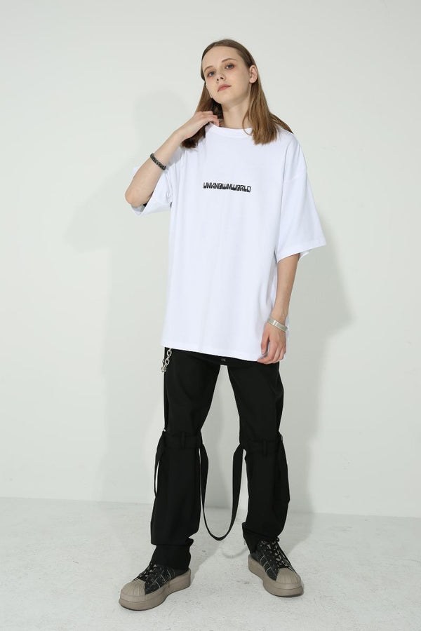 Unknown World Logo Basic Tee